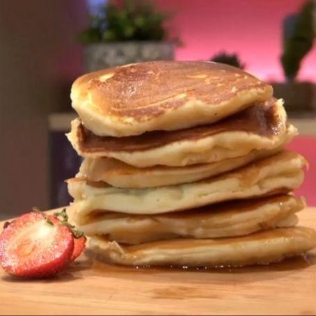 Original Amerikanische Pancakes 4 8 5