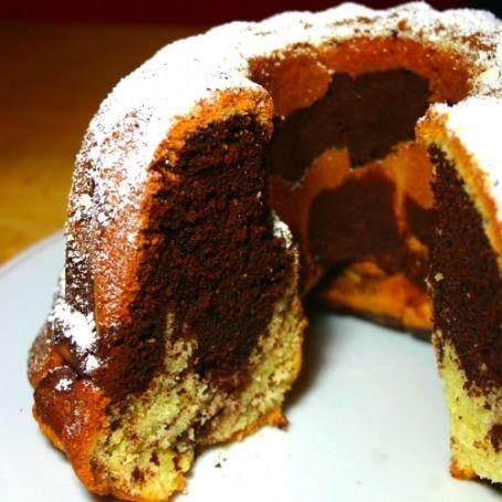 Marmorkuchen Mit Mandeln 3 1 5