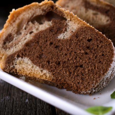 Nutella Marmorkuchen 4 6 5
