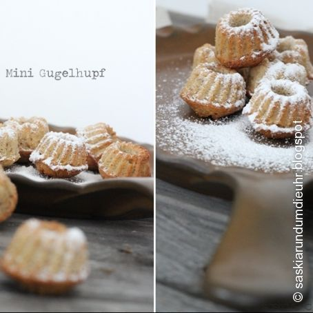 Mini Nuss Gugl Die Perfekte Beilage Zum Kaffee 4 6 5