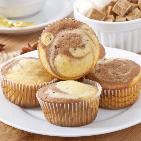 nutella marmor muffins ein super einfaches rezept nicht nur f r kinder 4 4 5. Black Bedroom Furniture Sets. Home Design Ideas