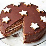 Wintertraum Torte