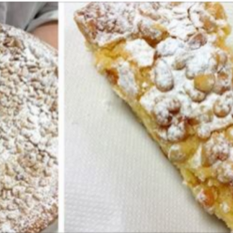 torta della nonna rezept original