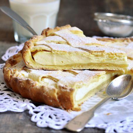 Cremiger Ricotta Kuchen 5 5