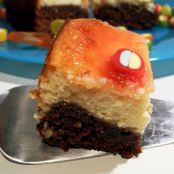 Haribo Picco-Cherries-Gold-Cheesecake-Brownies