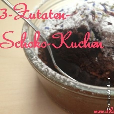 Schnelle leckere schokoladenkuchen