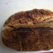 feuriges Knobibrot