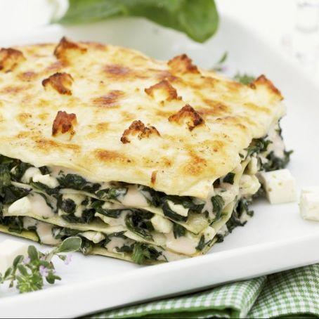lasagne hackfleisch spinat