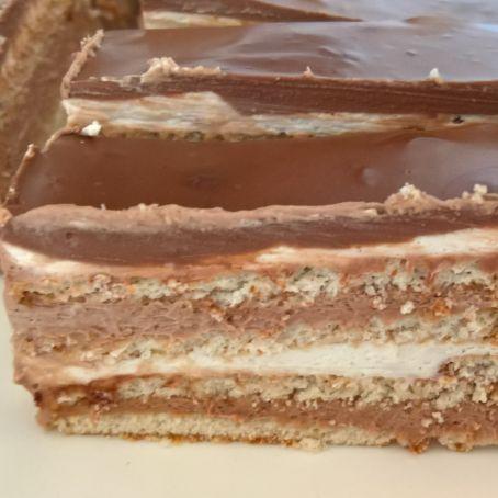 Butterkeks Nutella Schnitten 3 8 5