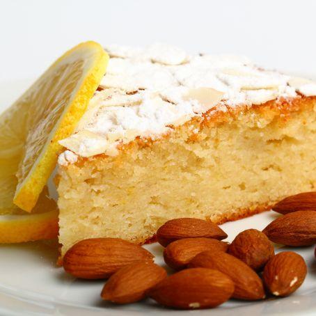 Zitronen Mandelkuchen 4 2 5
