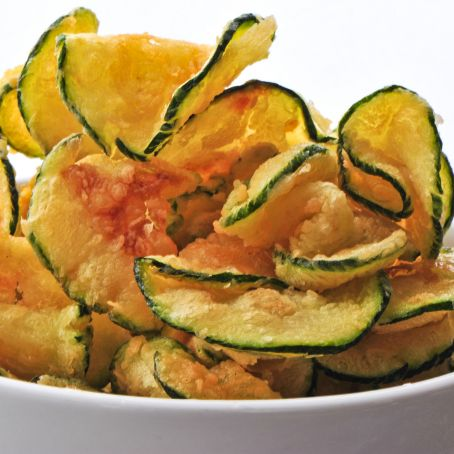 Zucchini-Chips (4.8/5)