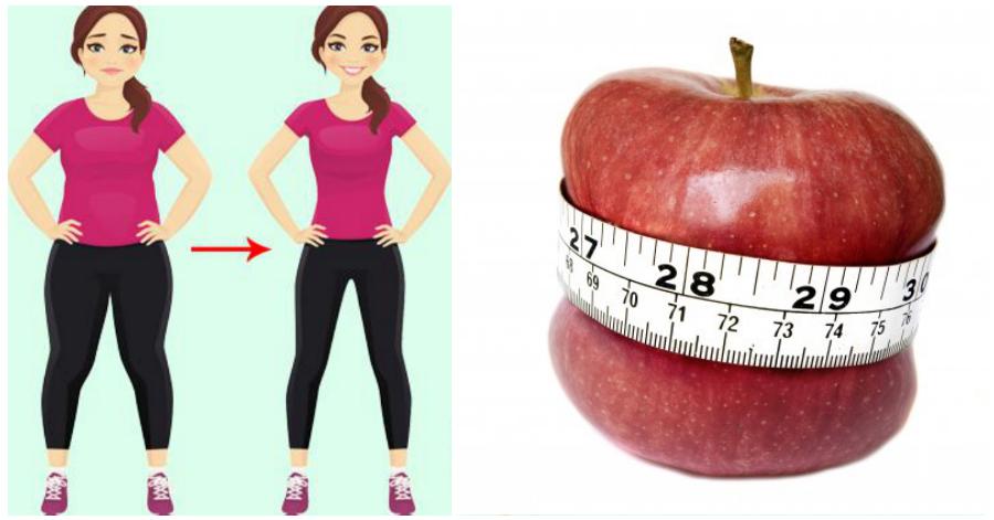 Apfeldiät 5 Tage Menü