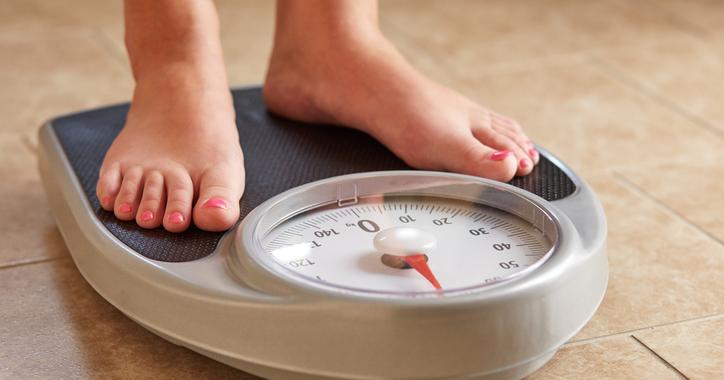 Werbung, um mexikanisches Gewicht zu verlieren