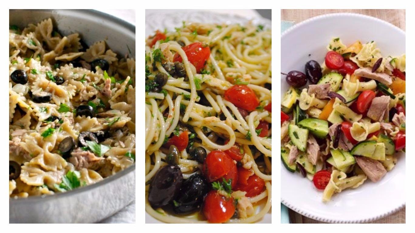3 leckere rezepte mit thunfisch und pasta f r die schnelle