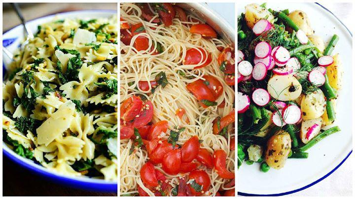 Leichte Sommerküche : 20 leichte sommerrezepte