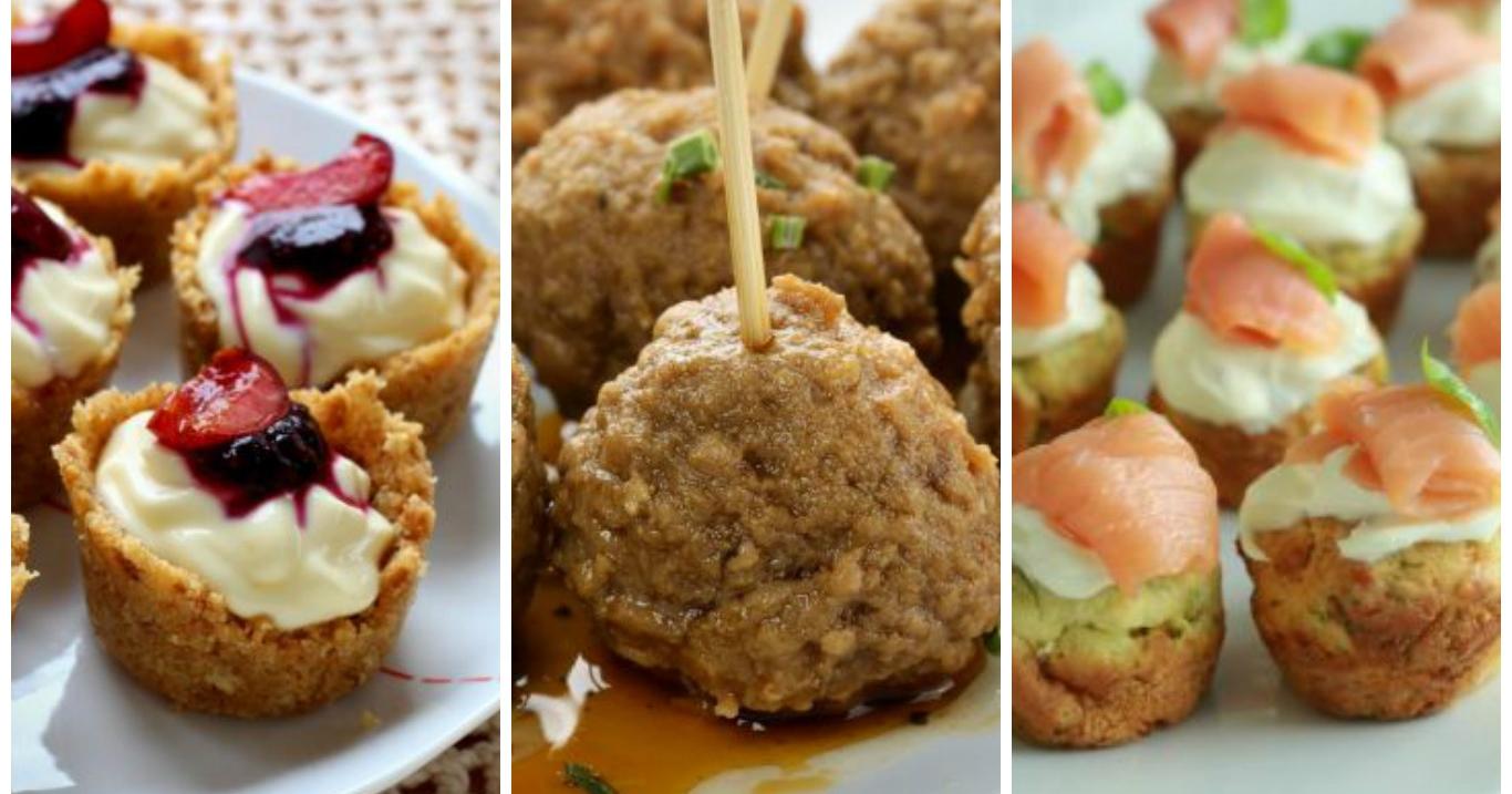 Leichte Sommerküche Party : Einfaches fingerfood einfache partyrezepte zum mitbringen