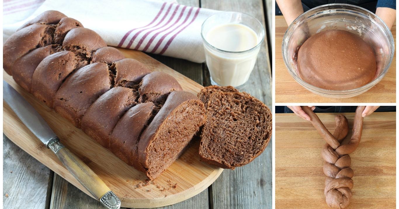 rezept f r vegane schokoladen brioche ohne butter und ei. Black Bedroom Furniture Sets. Home Design Ideas