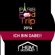 Vote für meine Teilnahme am ParisFoodTrip 2014!