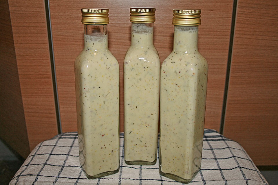 thermomix salatsoße