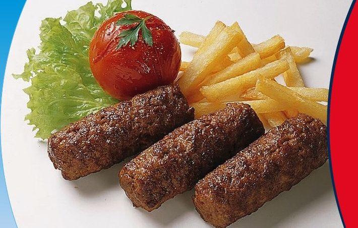 Bosnian Food Menu