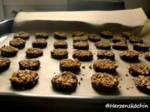 Weihnachtsplätzchen Schokoladenplätzchen.Rezepte Für Schokoladenplätzchen