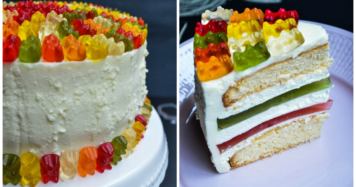 Goldbarchen Torte 3 9 5