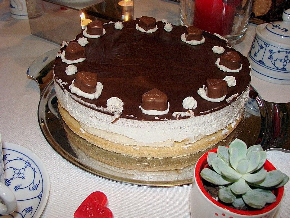 Milka Herzen Torte 4 8 5