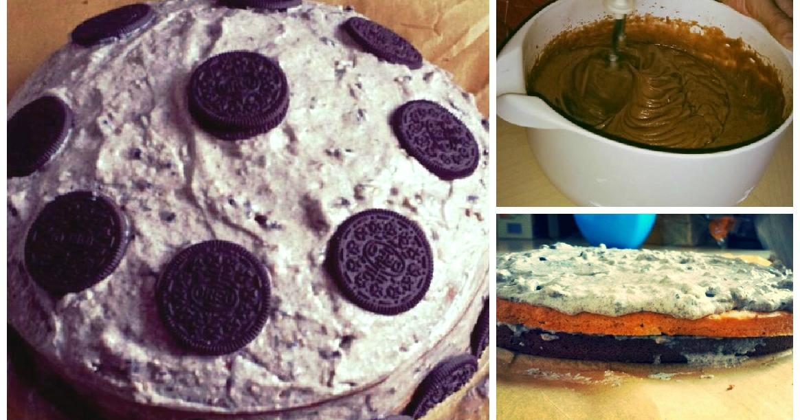 Die Leckerste Vegane Oreo Torte Ever 4 5